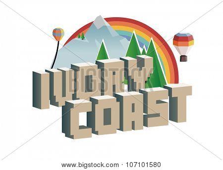 Ivory coast, beautiful destination to visit