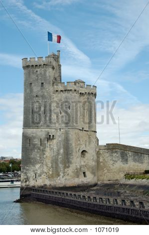 La Rochelle, The Saint-Nicholas Tower (France)