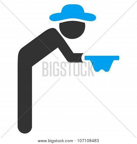Boy Beggar Icon