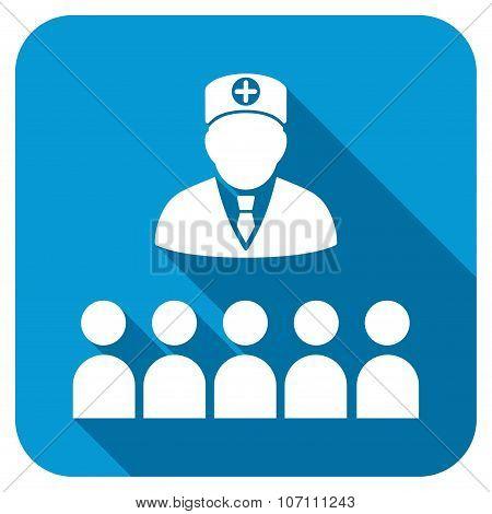 Doctor Class Longshadow Icon