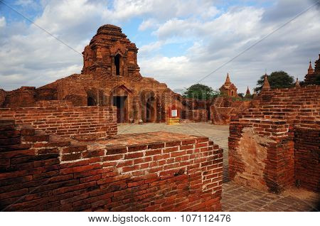 Old Temple in Bagan