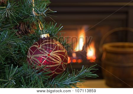 Colorful Christmas Ornament