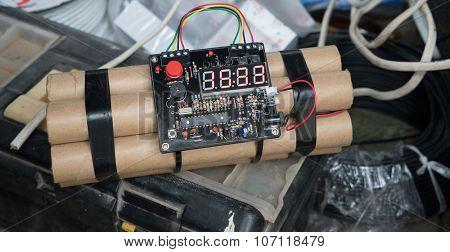 TNT time bomb