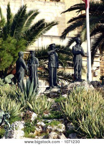 Malta Freedom Day Monument