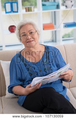 Presentable Granny