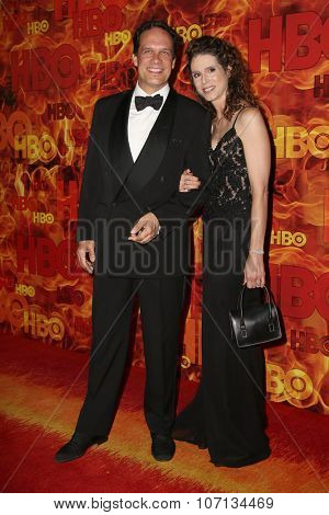 LOS ANGELES - SEP 20:  Diedrich Bader at the HBO Primetime Emmy Awards After-Party at the Pacific Design Center on September 20, 2015 in West Hollywood, CA
