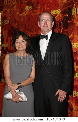 LOS ANGELES - SEP 20:  Richard Jenkins at the HBO Primetime Emmy Awards After-Party at the Pacific Design Center on September 20, 2015 in West Hollywood, CA