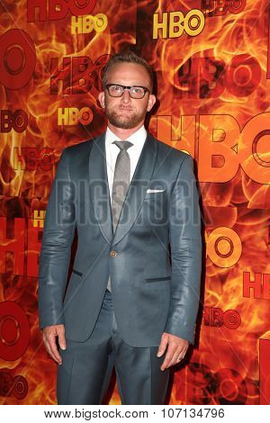 LOS ANGELES - SEP 20:  Eric Ladin at the HBO Primetime Emmy Awards After-Party at the Pacific Design Center on September 20, 2015 in West Hollywood, CA