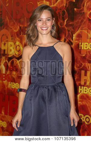 LOS ANGELES - SEP 20:  Bailey Noble at the HBO Primetime Emmy Awards After-Party at the Pacific Design Center on September 20, 2015 in West Hollywood, CA