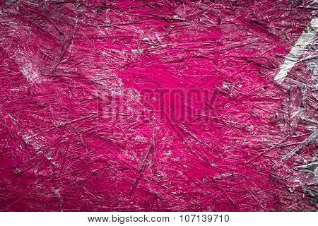 Pink Plywood