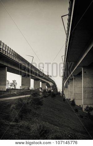 Gateway Bridge Motorway
