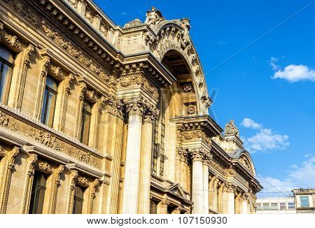 Details Of Brussels Stock Exchange - Belgium