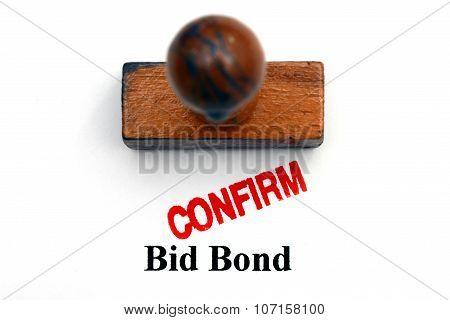 Bid Bond Confirm