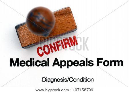 Medical Appeals Form