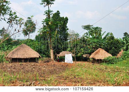 Uganda, Rural Region