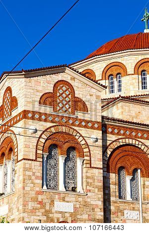 In Athens Cyclades   Architecture The Sky