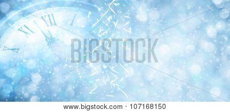 Winter holidays background,New year celebrate.
