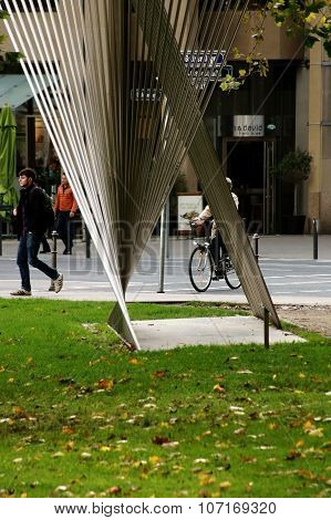 Sculpture Frankfurt