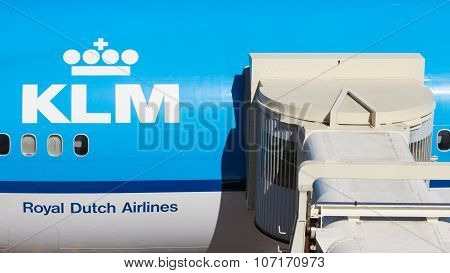 Klm Airport Jet Bridge