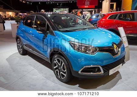 Peugeot Captur