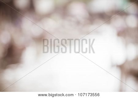 Blurred Brown Background