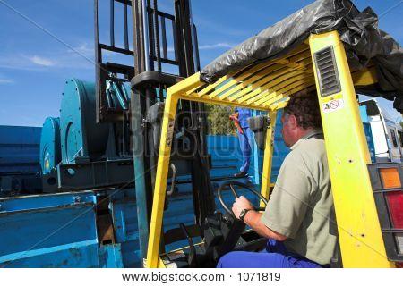 Forklift #2