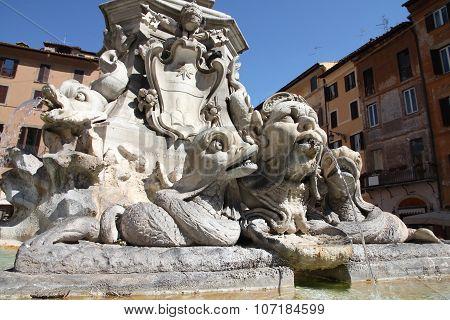Piazza Rotonda, Rome