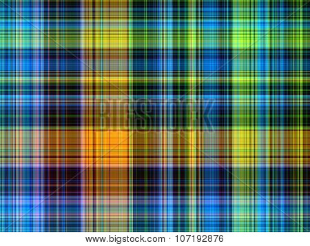 Plaid Or Tartan Pattern Background