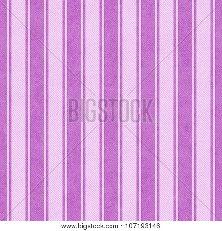 Pink Striped Tile Pattern Repeat Background