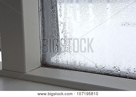Humidity At A Window