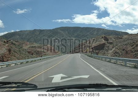 Cross The Andes Mountains