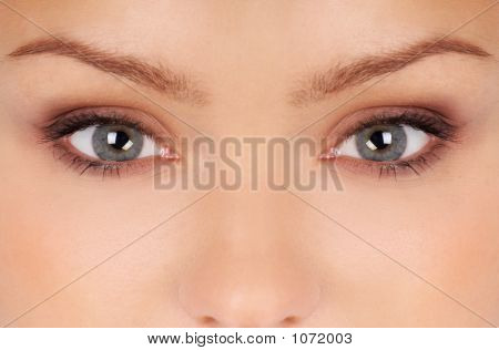 The Best Woman Eyes