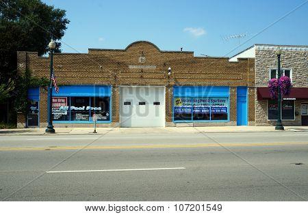 Mackin Building