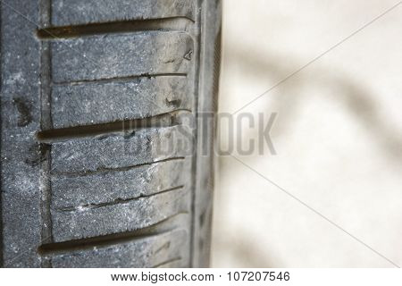 Tire Consumed