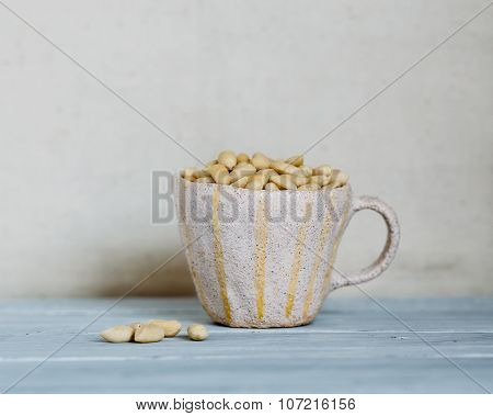?up With Peanuts