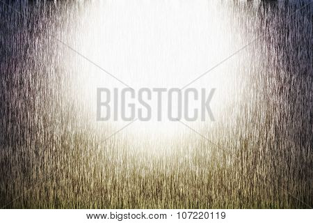 Grunge Background With Light