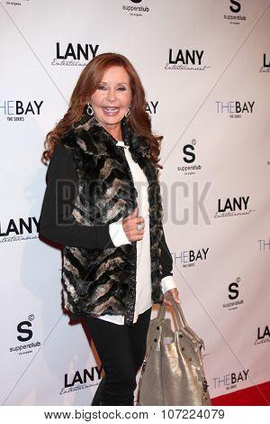 LOS ANGELES - DEC 4:  Jackie Zeman at the