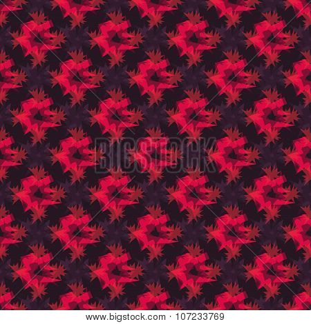 Abstract Seamless Colored Pattern Vector