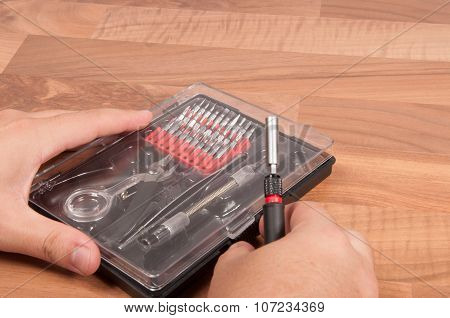 Precision Tool Kit