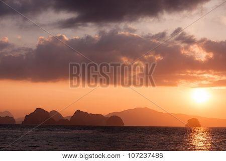 Sunrise Koh Yao Noi