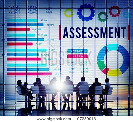 Assessment Evaluation Measure Validation Review Concept