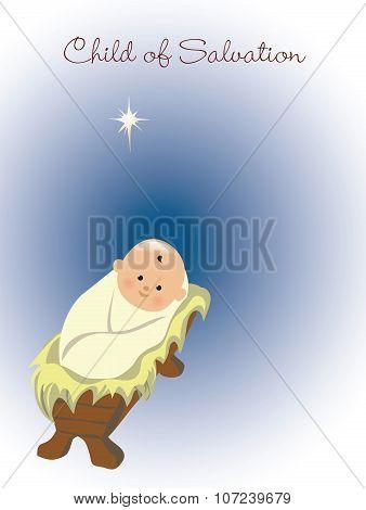 Baby Jesus in the Manger