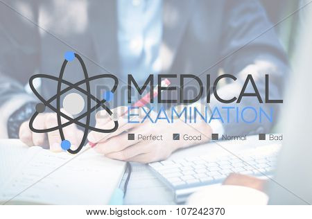 Medical Examination Clinical Condition Diagnostic Concept