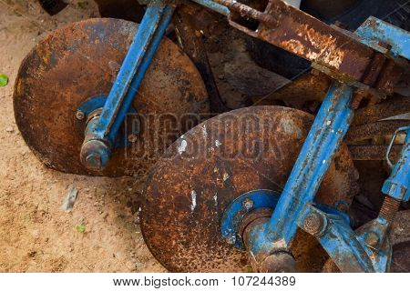 Old Ploughs