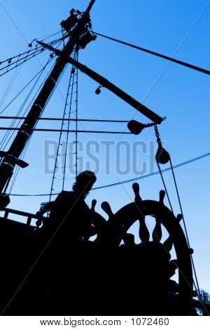 Captain's Silhouette