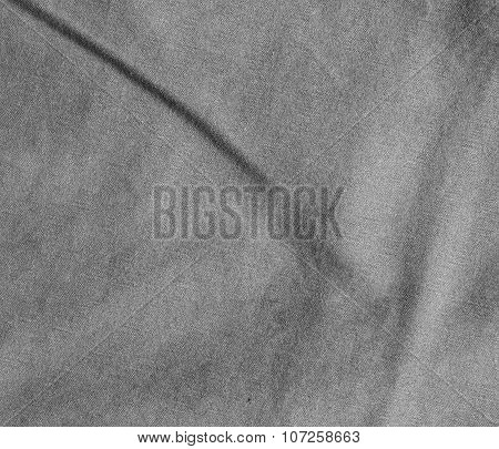 Dark Gray Canvas Background.