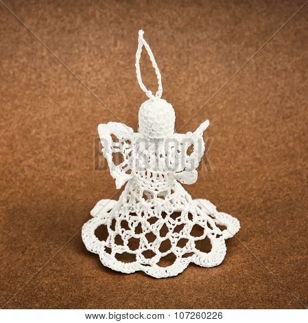 Crochet Christmas Angel, Decorative Product