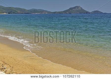Tristinika Beach, Chalkidiki, Sithonia, Central Macedonia