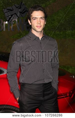 LOS ANGELES - MAY 2:  Ethan Peck at the Jaguar North America and Britweek Present
