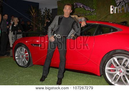 LOS ANGELES - MAY 2:  Bruno Tonioli at the Jaguar North America and Britweek Present